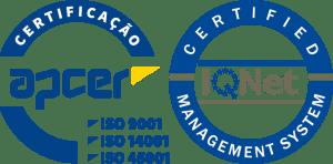quality certification symbols