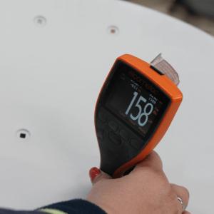antenna painting analysis